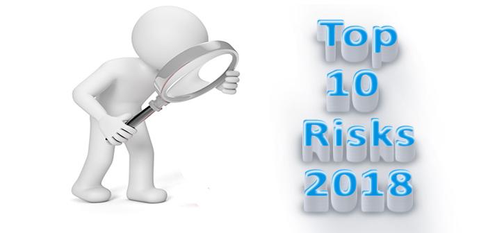 Top Ten List of Risks